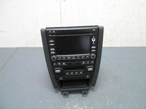 2011-09-10-11-12-Porsche-Cayman-Radio-Display-Receiver-Bezel-Controls-1350