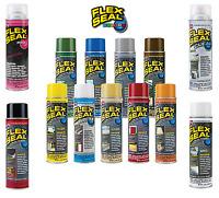 Seal Rubber Spray Liquid Flex Sealant Coating, Stop Leak 14 Oz., All Colors