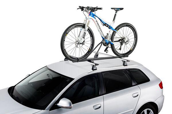 Universal 4X bici portador de ciclo rack Portabicicletas Montaje remolque techo