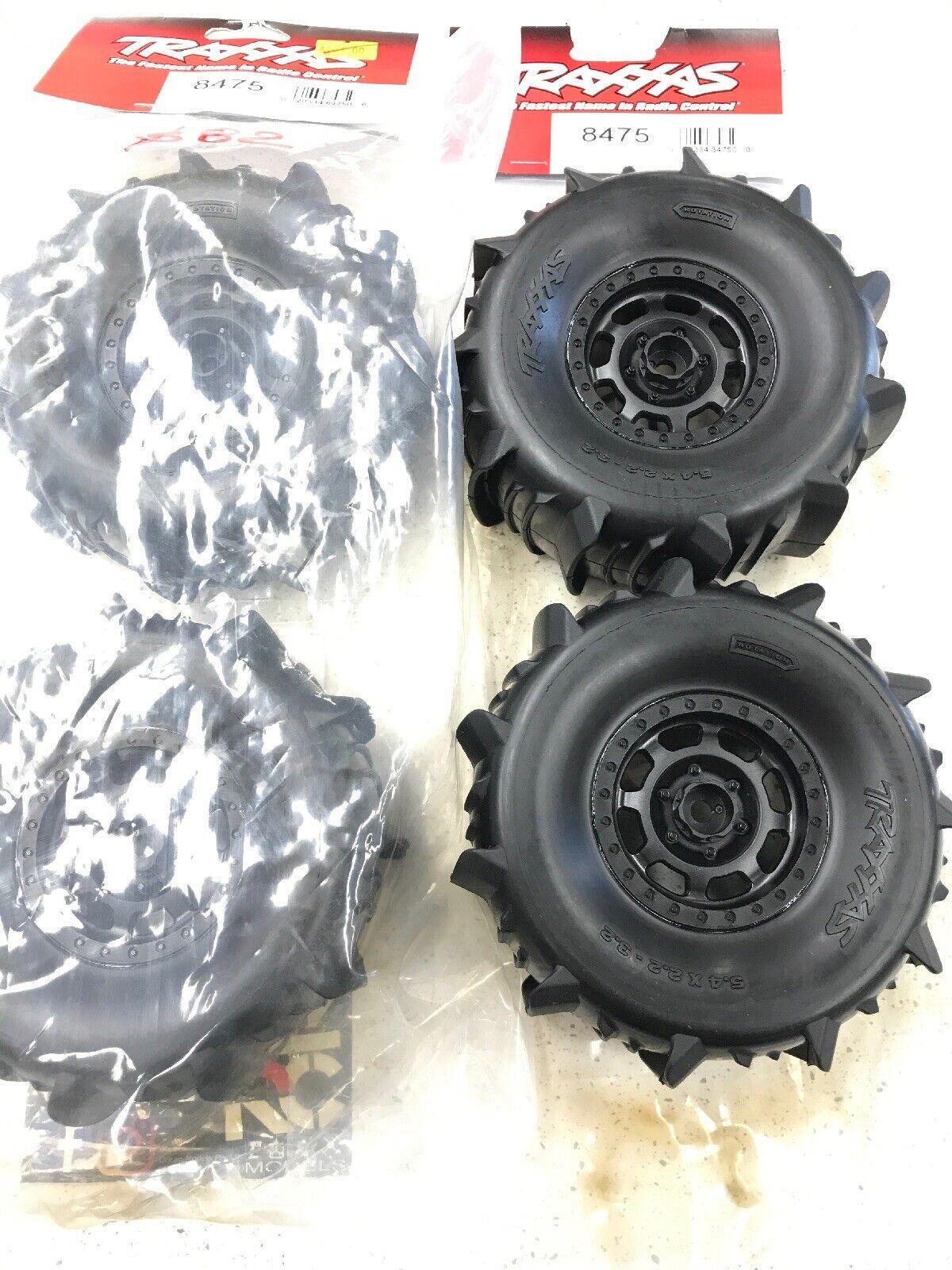 Traxxas UDR Paddle Tyres (4) 8475 OZRC