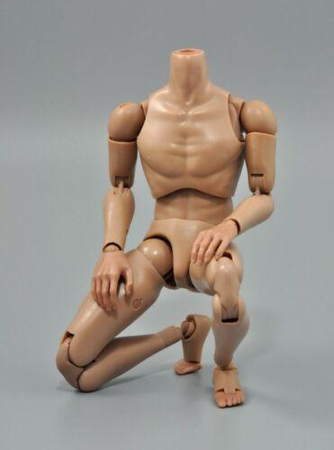 ❶❶1//6 Narrow Shoulder Male Body Action Figure for TTM18 TTM19 w// Neck Hot Toy❶❶