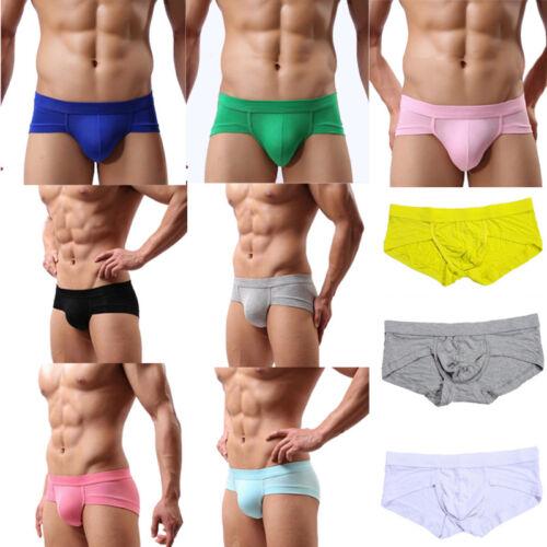 Herren String Slips Unterwäsche Modal Shorts Pants Boxershorts Briefs Pants Neu