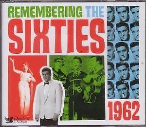 Various-Artists-Remembering-The-Sixties-1962-NEW-CD