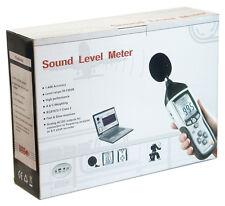 Cem Dt 8852 Digital Sound Noise Db Meter Data Logger W Memory Pc Usb Datalogger