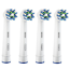 Braun-Oral-B-Cross-Action-Reemplazo-cabezas-de-cepillo-de-dientes-electrico-2-3-4-o-8-Nuevo miniatura 5