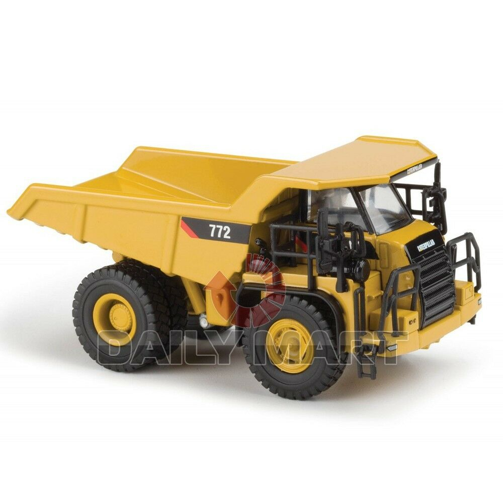 1 87 NORSCOT CAT Caterpillar 772 hors-route camion en métal Die Cast  55261