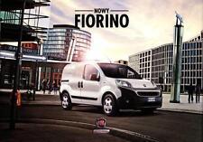 Fiat Fiorino 05 / 2016  catalogue brochure polonais Poland