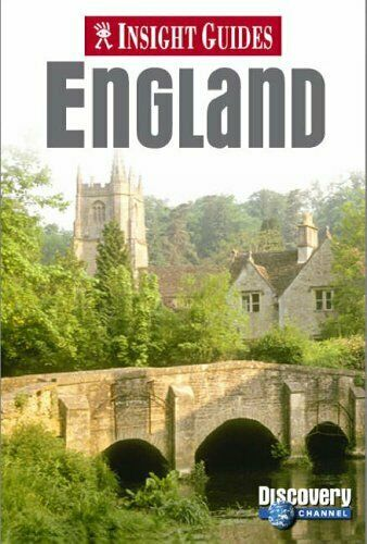 England Insight Guide (Insight Guides),Pam Barrett