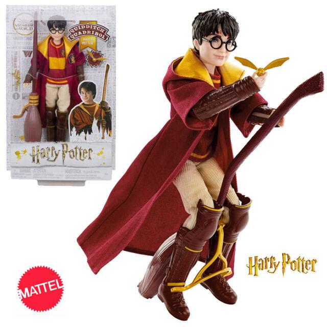 Harry Potter Quidditch Mattel Action Figure da Collezione
