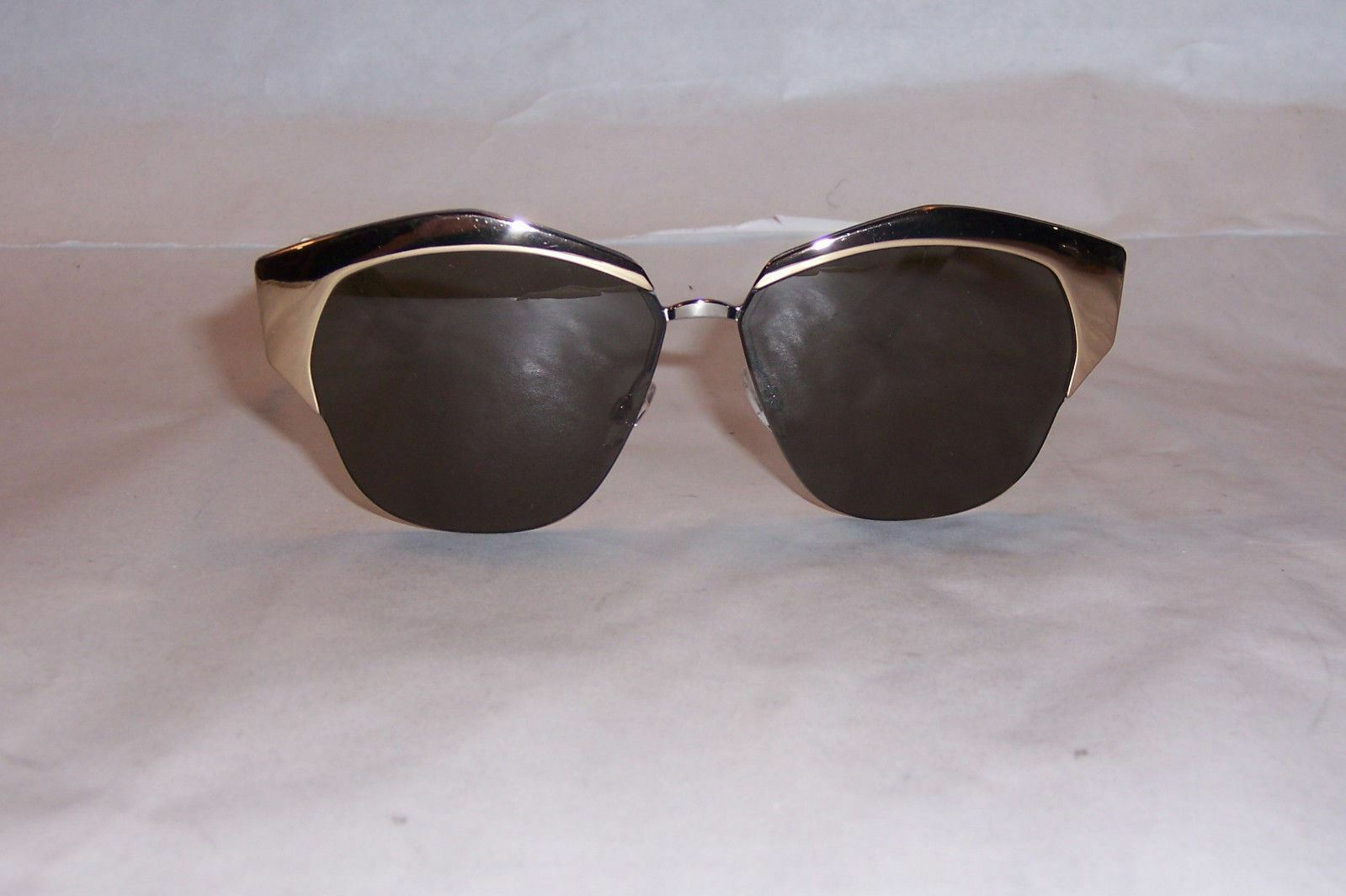 94bed42b821e Christian Dior Mirrored I206j Rose Gold Palladium Sunglasses Authentic RL  for sale online