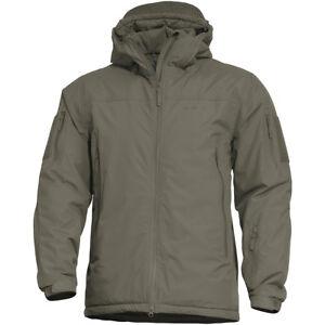 Pentagon LCP 2.0 The Rock Parka Tactical Mens Coat Nylon
