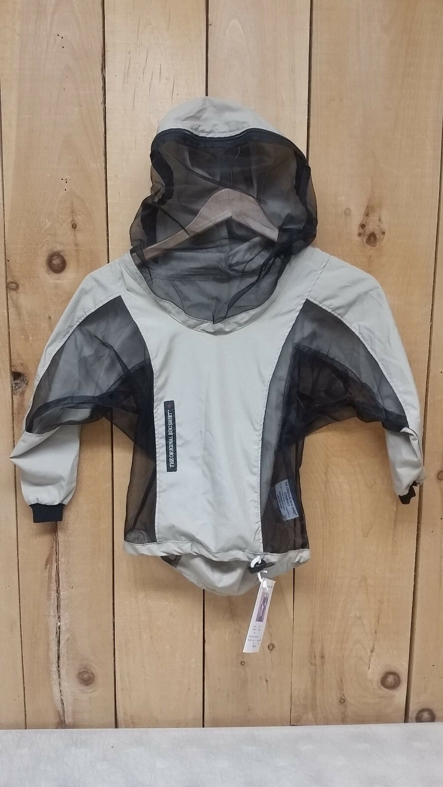 The Original Bug Shirt Kid's Size Small - Elite Microfibre Fabric - Sandstone