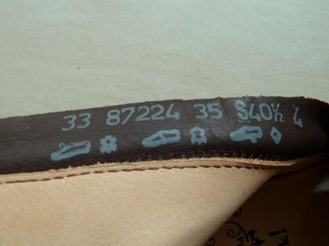 Think  40,5 ANA Stiefeletten Leder/Veloursleder Gr. 40,5  NEU, NP 189 Euro 7f282c