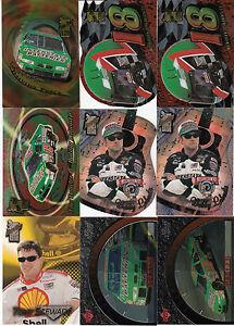 1999 Press Pass VIP Head Gear #HG7 Bobby Labonte Racing Card