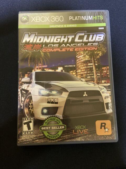 Midnight Club: Los Angeles -- Complete Edition (Platinum Hits) (Microsoft...