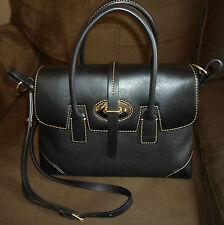 NWT GENUINE Dooney and Bourke Verona Elisa Crossbody Satchel Handbag ER283BB