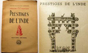 INDE-PRESTIGES-DE-L-039-ED-UNIVERS-1947-TAGORE