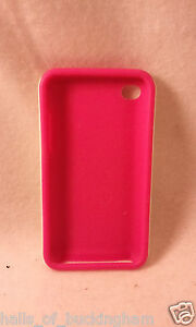 iPod-Touch-4-Protective-Case-Hard-White-Shell-Pink-Silicone-Inner-Skin-FREE-SHPG