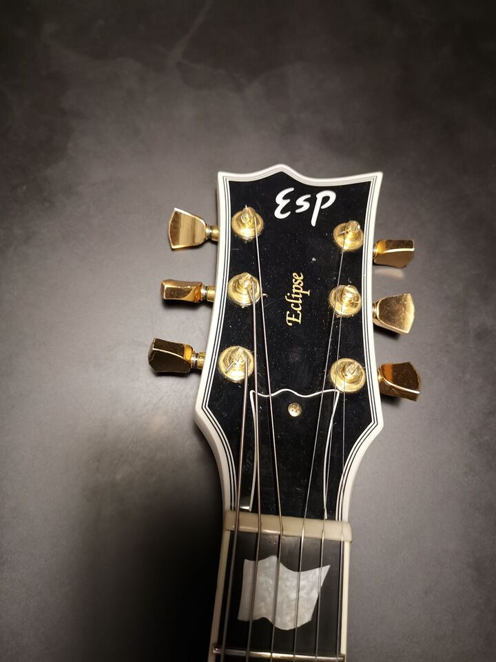 Elguitar, ESP Eclipse ctm-1 FT