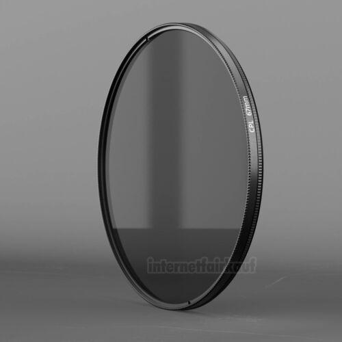 CPL pol-filtro circular polarizer adecuado para Panasonic Lumix fz2000