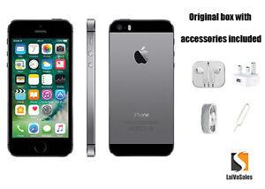 Apple-iPhone-5s-32gb-gris-espacio-Libre-Smartphone