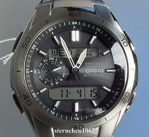 1aer Titan CasioWave Solar Details Wva Ceptor M650td Funk Zu 6Ybvf7gy