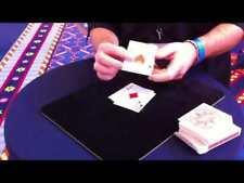 Phoenix Parlour Deck - Rot - Smallest Jumbo Deck, Zauberkarten, Spielkarten