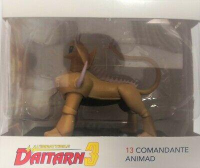 L'imbattibile Daitarn 3 - 3d Collection 13 Comandante Animad Iii Figure Prestazioni Affidabili