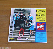 Fortune & Maltese and the Fabulous Pallbearers 1996 Hillsdale LP Konquer Kampus