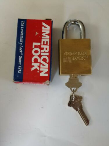 American Lock A3700S