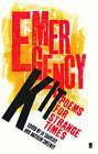 Emergency Kit: Poems for Strange Times by Faber & Faber (Paperback, 2004)