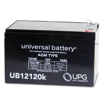 APC Smart UPS 1100 SU1100 12V 12Ah UPS Battery This is an AJC Brand Replacement