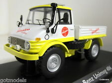Schuco 1/43 Scale 03153 Mercedes Benz Unimog 406 Sinalco diecast model truck