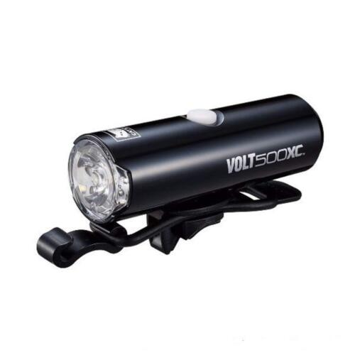 CatEye Volt 500XC USB Rechargeable Bicycle Headlight NEW HL-EL080RC