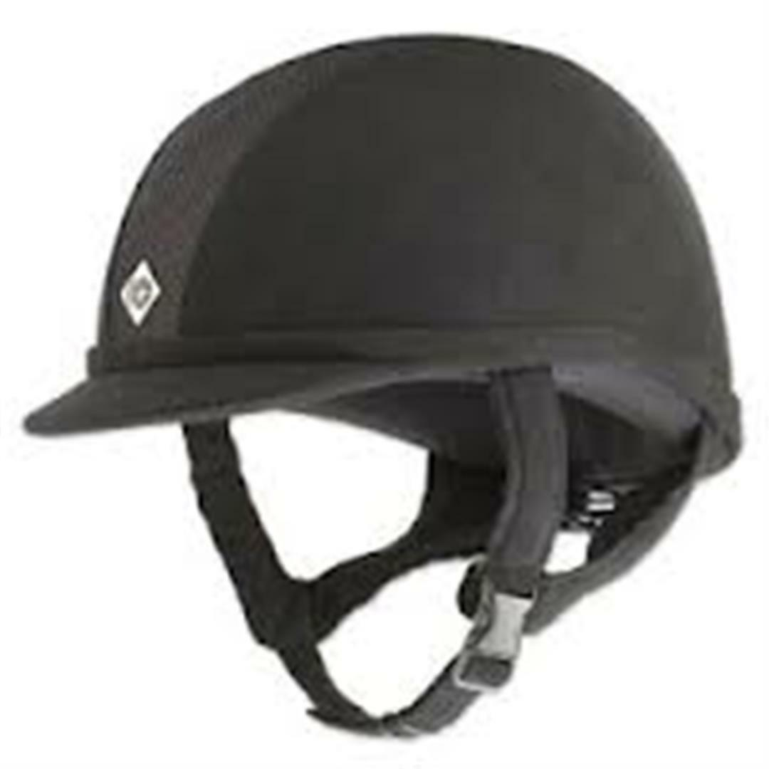 Charles Owen Ayr8 Hat Riding Hat Ayr8 Helmet Niedrig Profile Vented Headwear PAS015.2011 fb87e8