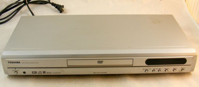 Toshiba DVD Player SD-310VU - Good Condition - Works Great