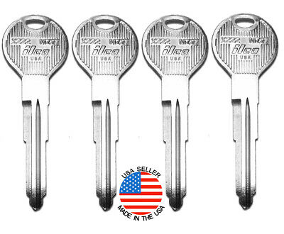 Lincoln and Mercury 6x New Ilco H60 1190LN Blank Keys Fits Ford