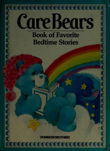 The Care Bears' Book of Favorite Bedtime Stories