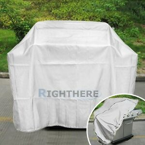 BRAND-NEW-BBQ-COVER-4-BURNER-PROTECTOR-BARBECUE-GRILL-STORAGE-PLATINUM