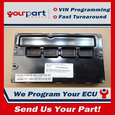 Compatible with Ford Explorer Sport Trac 4.0L 2003 Engine Computer PCM ECM ECU Programmed