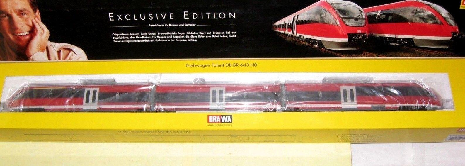 BRAWA 0710 DB  Triebwagen 643  Talent  Ep V