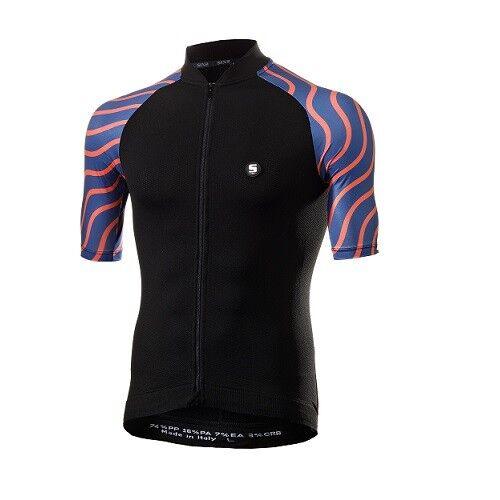 Maglia Maglietta Jersey T-shirt Bike Bici Ciclismo SIXS  FANCY JERSEY RED&B