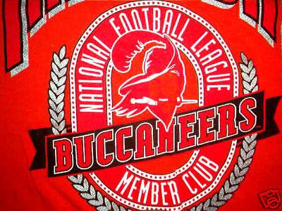 FleißIg Vintage Tampa Bay Buccaneers Hemd Original Logo Ungetragen Seien Sie Im Design Neu
