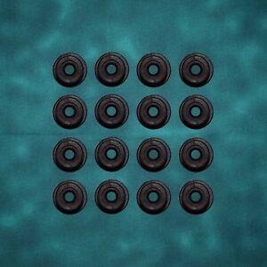 16-x-Planenknoepfe-Knopf-Planenhacken-Rundknoepfe-Kunststoff-schwarz-Planenknopf