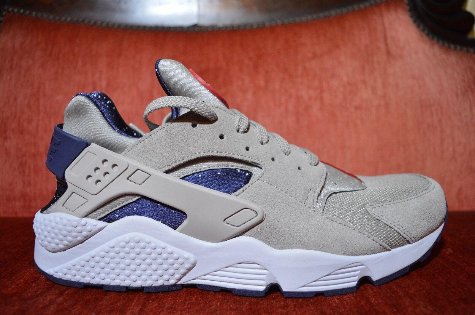 Nike Air Huarache Men's Moon Particle Neutral Indigo White AQ0553 200 Size 13