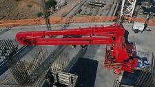 Red Schwing Placing Boom 28 Meter