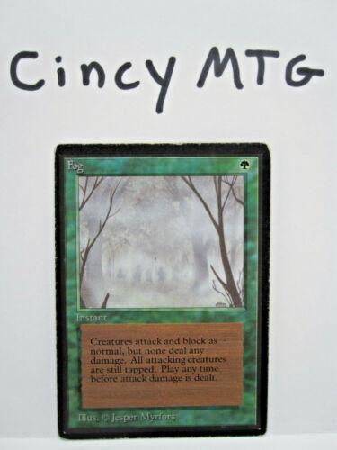 Limited Edition Beta MTG Magic MP 1x x1 Fog LEB