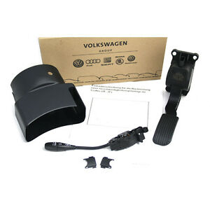Original-VW-Crafter-2E-2F-GRA-Tempomat-Nachruestsatz-Schaltgetriebe-2E0998527-OEM