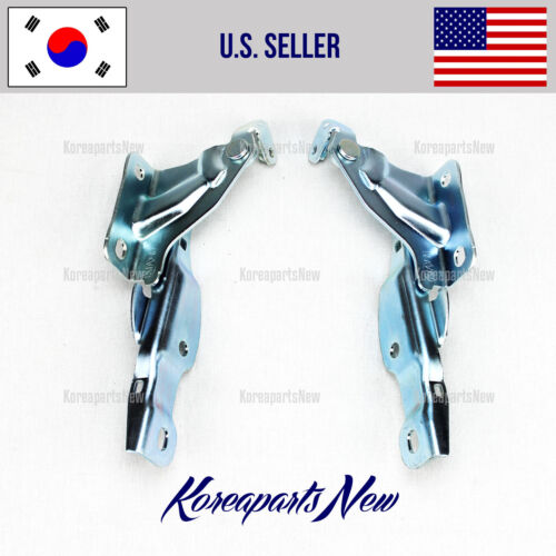 KIA SPORTAGE 2005-2010 RIGHT 791101F000+791201F000 SET 2PS HINGES HOOD LEFT