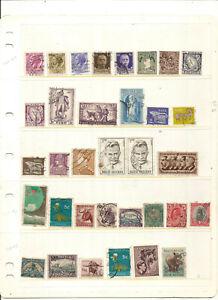 NEEWS MIX. séries de timbres RSA+ITALIE+st KIDA  3scans .belle cote